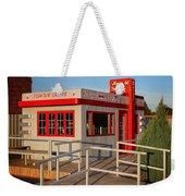 Cute Little Route 66 Diner Weekender Tote Bag