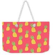 Cute Pineapples Weekender Tote Bag