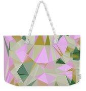 Cute Polygonal Weekender Tote Bag