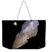 Cuttlefish At Night Weekender Tote Bag