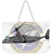 Cv-22b Osprey 71sos Weekender Tote Bag