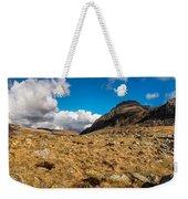 Cwm Idwal Panorama Weekender Tote Bag