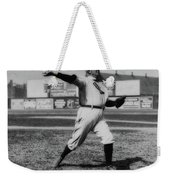 Cy Young With The Boston Americans 1908 Weekender Tote Bag