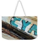 Cya Brookingss Harbor 0121 Weekender Tote Bag
