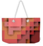 Cyberstructure 12 Weekender Tote Bag by Eikoni Images
