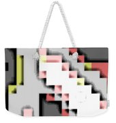 Cyberstructure 14 Weekender Tote Bag by Eikoni Images