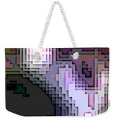 Cyberstructure 2 Weekender Tote Bag by Eikoni Images