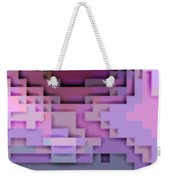 Cyberstructure 5 Weekender Tote Bag by Eikoni Images