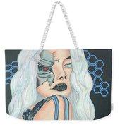 Cyborg Cindy Weekender Tote Bag