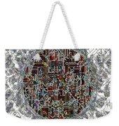Cyborg Heart Weekender Tote Bag