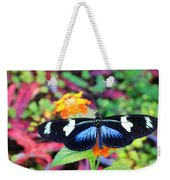 Cydno Longwing Butterfly Weekender Tote Bag