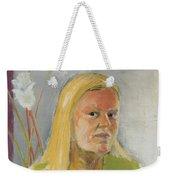 Cynthia Weekender Tote Bag