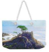 Cypress At Carmel Weekender Tote Bag
