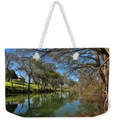 Cypress Bend Park Reflections Weekender Tote Bag