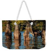 Cypress Grove One Weekender Tote Bag