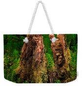 Cypress Knees Weekender Tote Bag