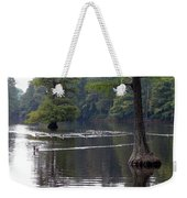 Cypress Lake Weekender Tote Bag