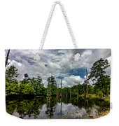 Cypress Pond Weekender Tote Bag