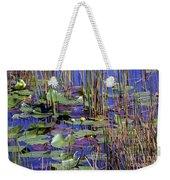 Cypress Pond Tranquility Weekender Tote Bag