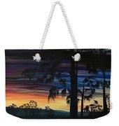 Cypress Sunset Weekender Tote Bag