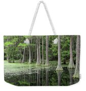 Cypresses In Tallahassee Weekender Tote Bag
