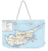 Cyprus 2 Weekender Tote Bag