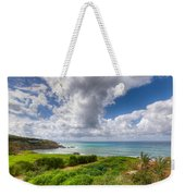 Cyprus Spring Seascape And Landscape Weekender Tote Bag
