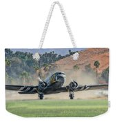 D-day Doll On Veterans Day 2 Weekender Tote Bag