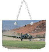 D-day Doll On Veterans Day 3 Weekender Tote Bag