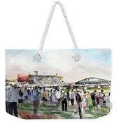 D P World Tour Championship Sketch Weekender Tote Bag