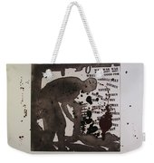D U Rounds Project, Print 26 Weekender Tote Bag