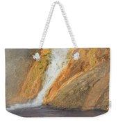 D09126 Outlet Of Midway Geyser Basin Weekender Tote Bag