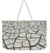 D17845-dried Mud Patterns  Weekender Tote Bag