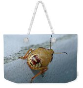 D2b6336-dc Colorful Insect On Sonoma Mountain Weekender Tote Bag