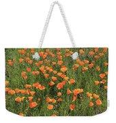 d7b6307 California Poppies Weekender Tote Bag