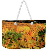 D8b6314 Autumn At Jack London Vinyard With Thanks To Firefighters Ca Weekender Tote Bag