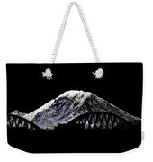 Da Mountain And Stadia Weekender Tote Bag