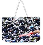 Harley-davidson Rally Weekender Tote Bag