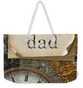 Dad's Birthday Weekender Tote Bag