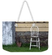 Dads High Chair Weekender Tote Bag