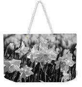 Daffodil Glow Monochrome By Kaye Menner Weekender Tote Bag