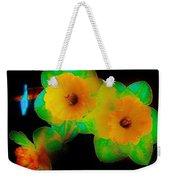 Daffodil Glow Weekender Tote Bag