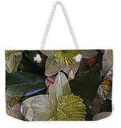 Daffodil Study Weekender Tote Bag