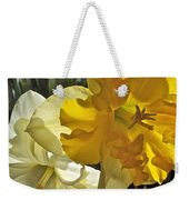 Daffodils 4 Weekender Tote Bag