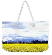 Daffodils By The Million Weekender Tote Bag