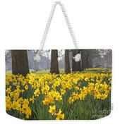 Daffodils In St James Park London Weekender Tote Bag