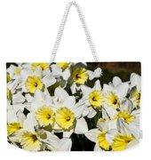 Daffodils Weekender Tote Bag