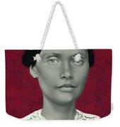 Daguerreotype Lady Detail Weekender Tote Bag