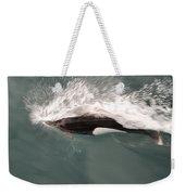 Dahl Dolphin Weekender Tote Bag