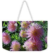 Dahlia Group Weekender Tote Bag